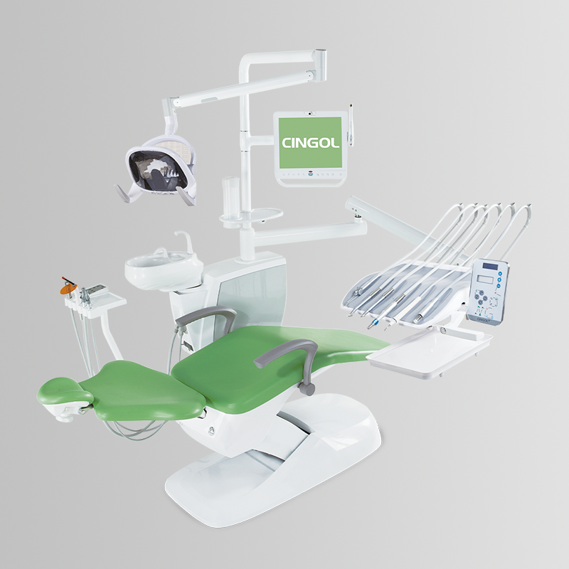 X1 2020 Top-Mounted Disinfection Dental Chair