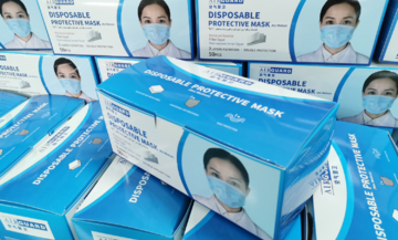 Are disposable disposable face mask protective?