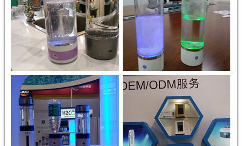 UTron Visited The 4th China International Drinking Water Exhibition