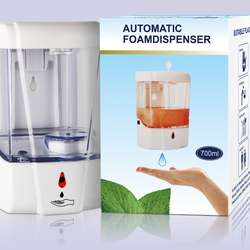 Automatic Sanitizer Dispenser B01