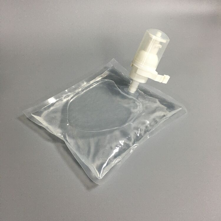 1000ml soap bag with valve