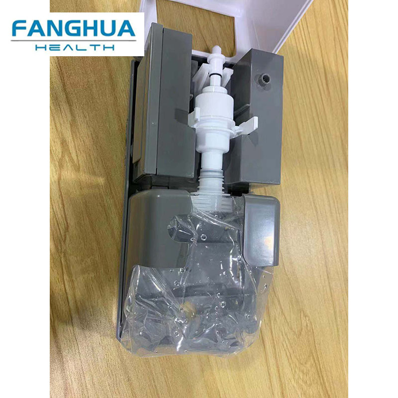manual automatic soap dispenser with floor standard