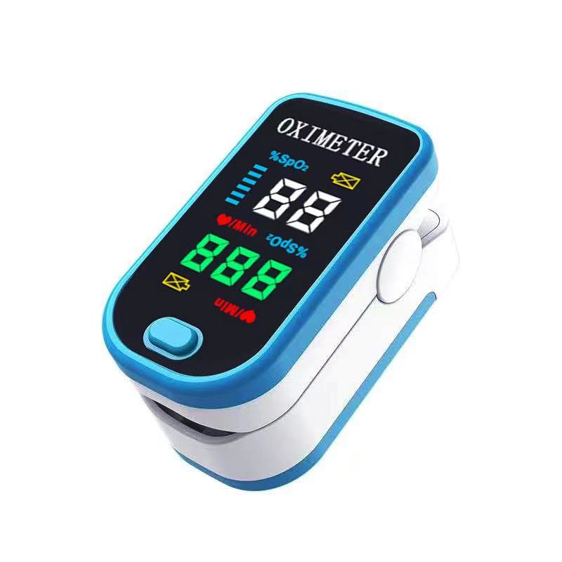 CE certified Oled TFT display oximetro SpO2 pulse oximeter