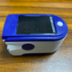 fingertip oxy meter blood oxygen pulse oximeter