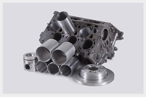 AlSi auto parts ,hypereutectic aluminum alloy,controlled expansion alloy