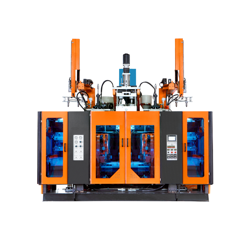U Linear Hydraulic blow molding machine