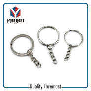 Split Ring and Keychain