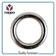 Welded O ring & Polished Round Ring