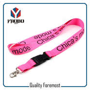 Polyester Lanyard Made In China
