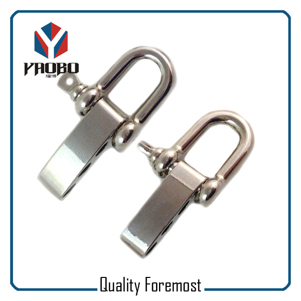 Custom High Quality D Shape Shackles With Adjustable