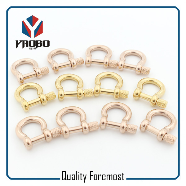 Fashion 3mm Bow Shackles