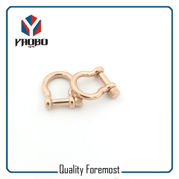 Fashion 4mm Bow Shackles