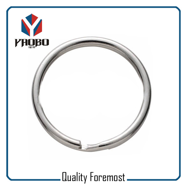 High Qulaity Stainless Steel Split Ring