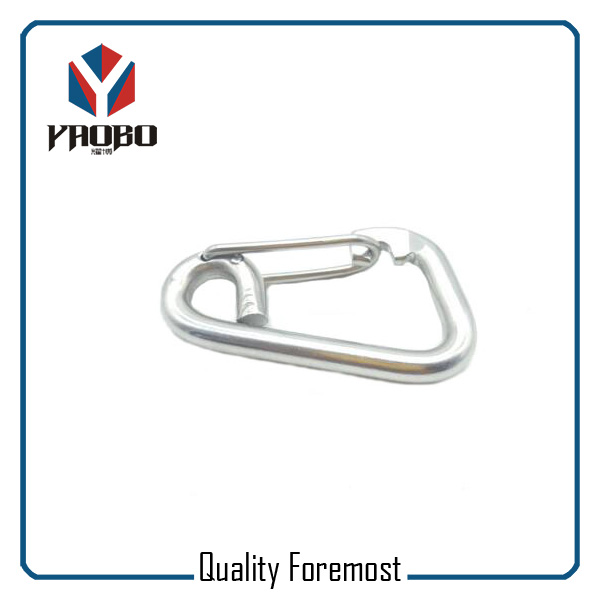80mm Wire Gate Stainless Steel Hook