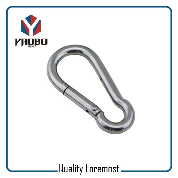 Manufacture Stainless Steel Carabiner Hook