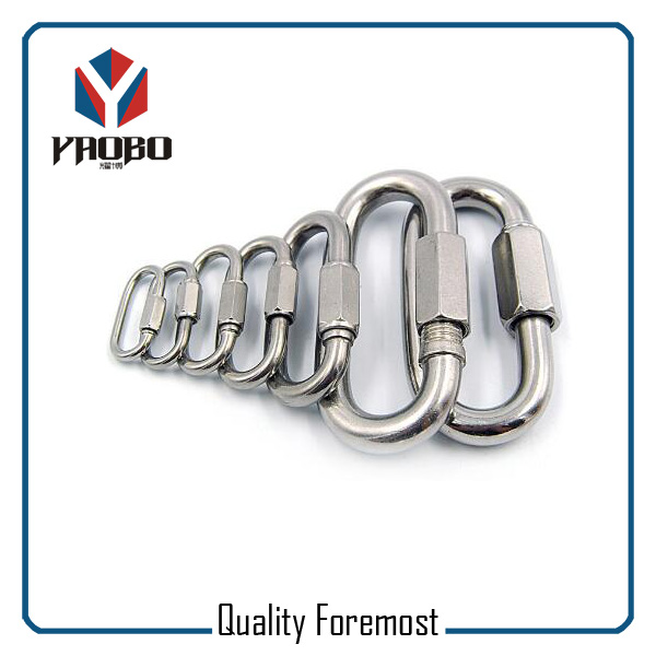 Wholesales Oval Stainless Steel Hooks