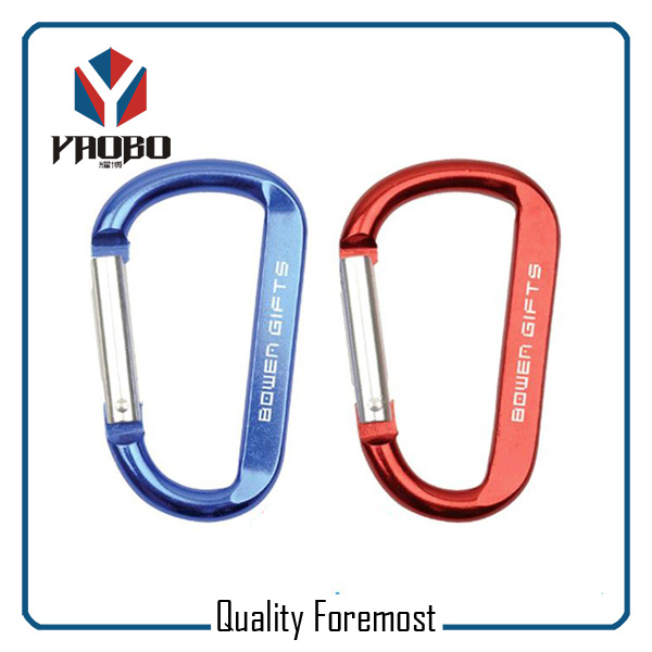 Carabiner Hooks With Logo