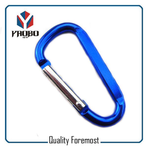 Aluminum Carabiner Hook For Bag