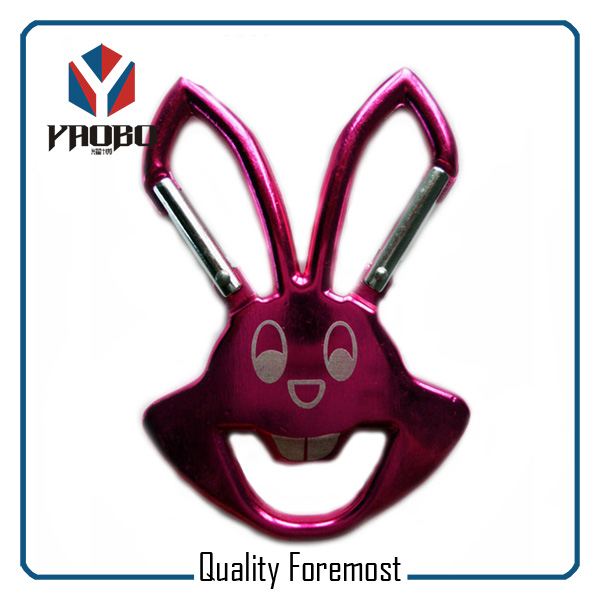 Rabbit Shape Carabiner