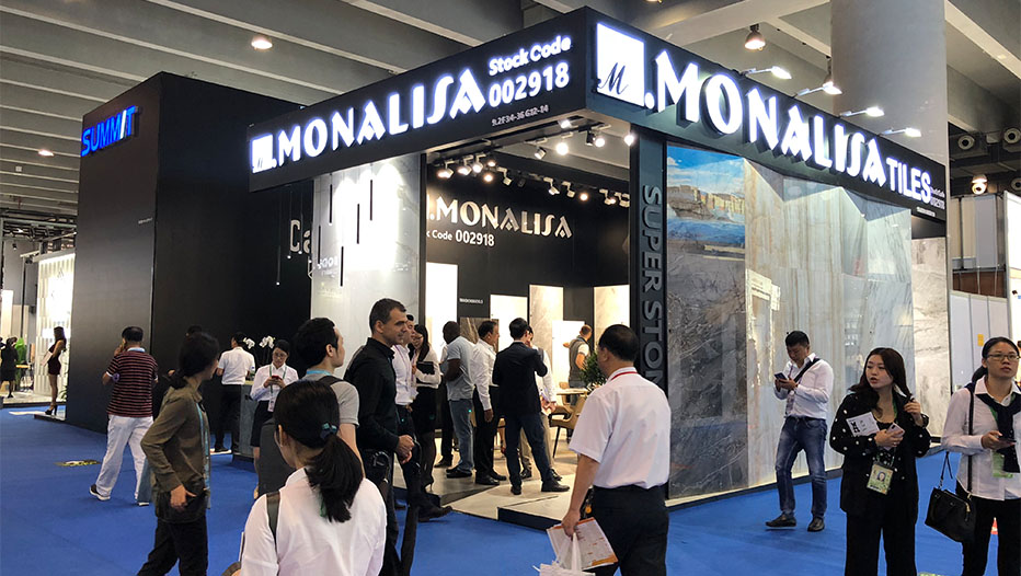 Monalisa Showcases Influence in Canton Fair