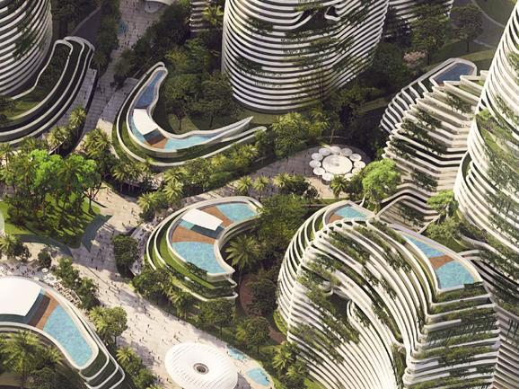 Country Garden Malaysia Forest City Project-1