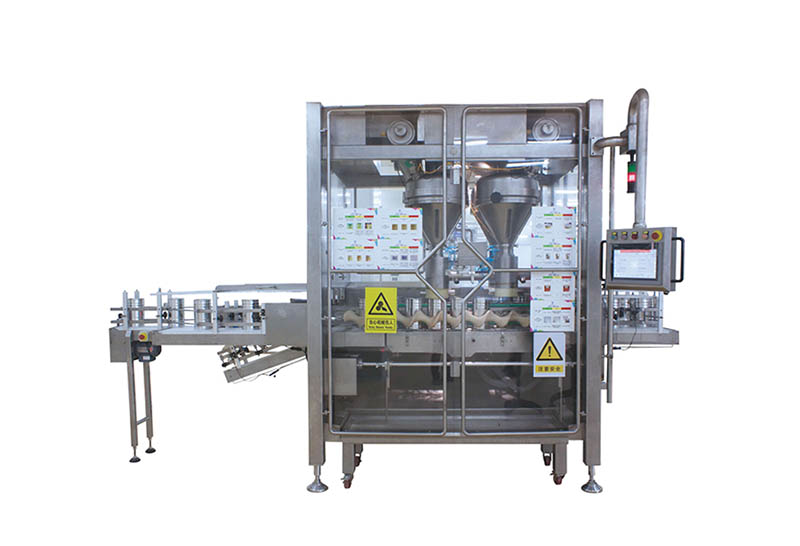 Different types of automatic filling machine