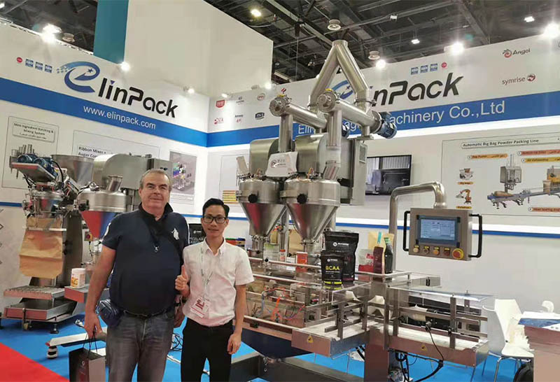 October 29 - 31, GulFood Manufacturing Exhibition, Elinpack welcome to you!