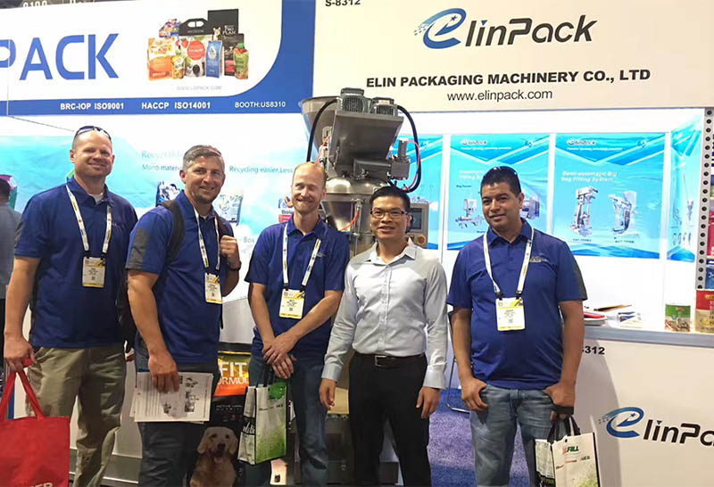 September 23-25, PACKEXPO Exhibition, Elinpack welcome to you!