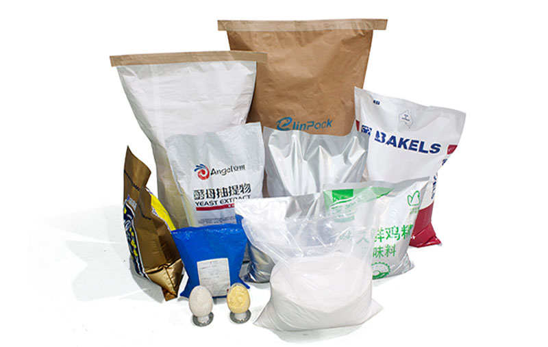 Packing Solution for big bag packing with any kraft bag,PE bag,weave bag,etc