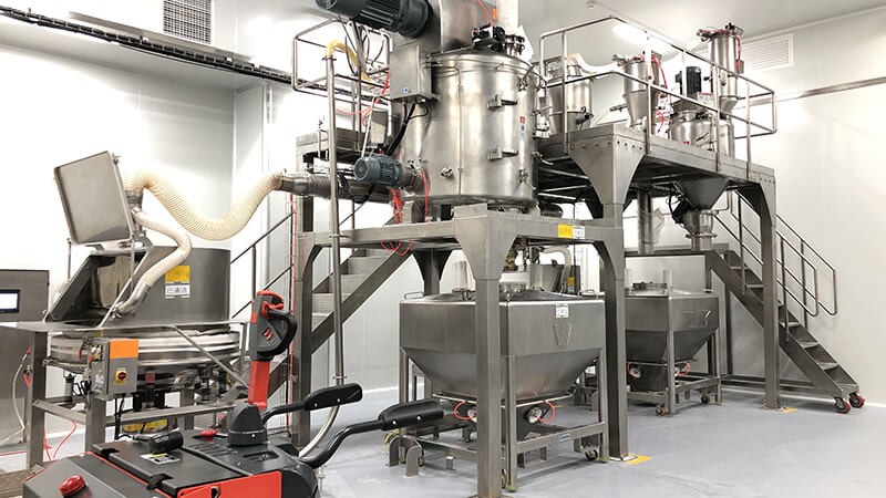 Ingredient Batching Solutions