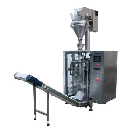 VFFS Vertical form fill sealing packer
