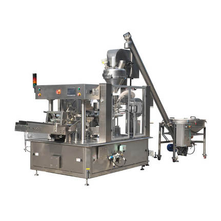 Doybag packing machine