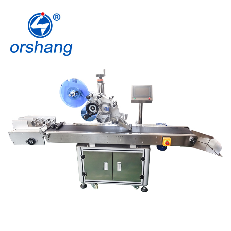 Flat Labeling Machine