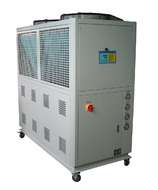 15 HP air cooled chiller Oil Cooling Industrial Air Cooled Water Chiller