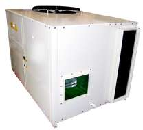 Central Air Conditioners-Packaged Rooftop air conditioner