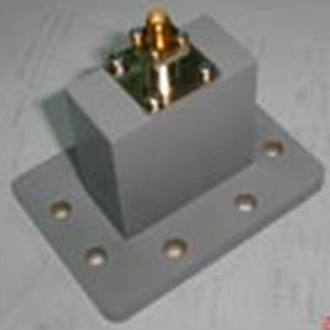 Terminating Structure Waveguide Coaxial Adapter
