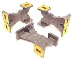 Waveguide Cophase Power Divider|Combiner