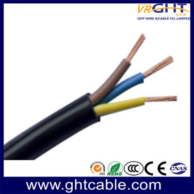 3 Cores Flexible Cable/Security Cable/Alarm Cable/Rvv Cable (3X0.3mmsq)