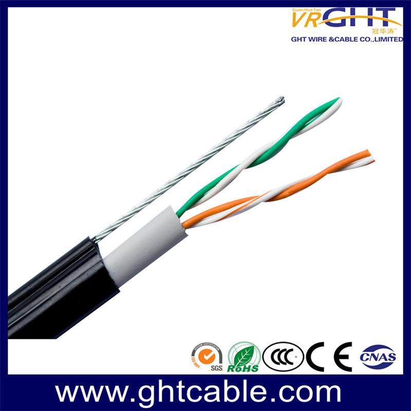 Outdoor 2 Pair Telephone Cable Cat3 Cable