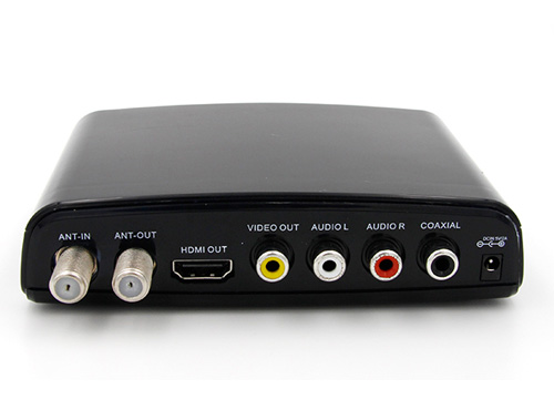 tv tuner isdb-t set top box