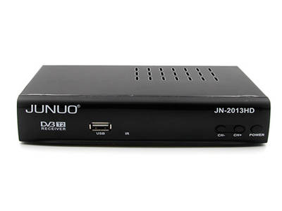 JUNUO free to air receiver dvb t2 digital terrestrial receiver