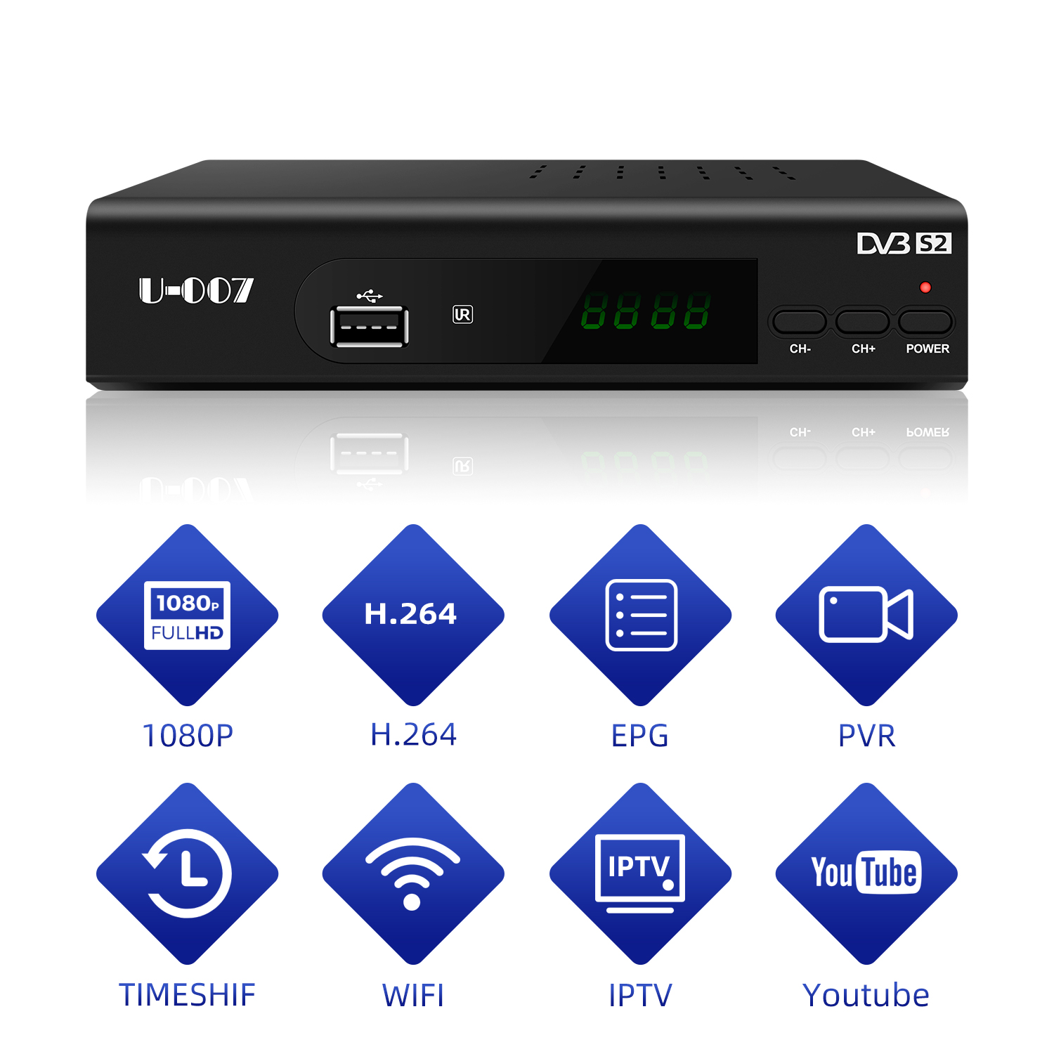 Junuo Satellite Receiver Manufacturer Latest Best Satellite Receiver Box for Pakistan Philippine?imageView2/1/w/400/h/300/q/80