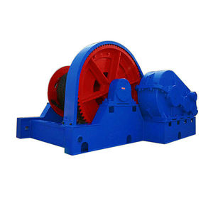 China Electric Crane Winch
