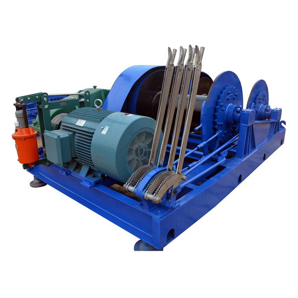 High Quality Winch Manufacturers