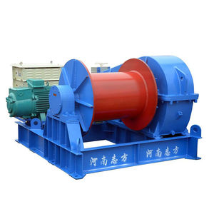 High Quality Industrial Winch Manufacturers