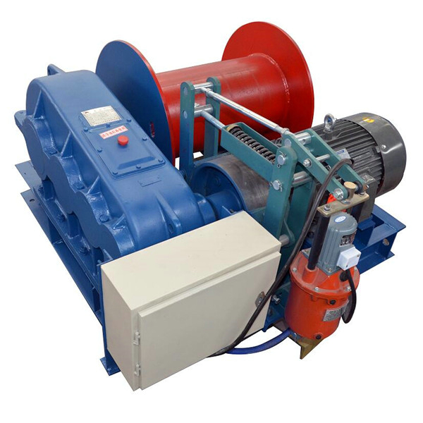 High Quality Remote Control Winch