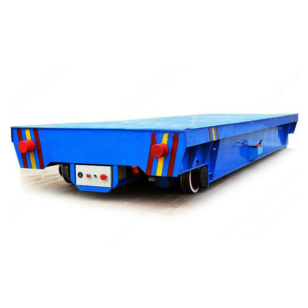 KPX 20T Electric Flat Bed Trailer