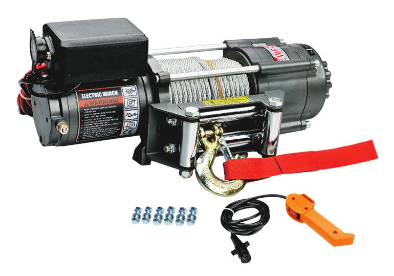Mini Electric Winch 12V 24V