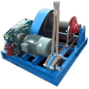 JKL Rolling Electric Winch