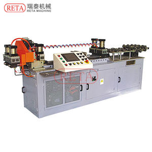 Tube Straightening&Cutoff Machine